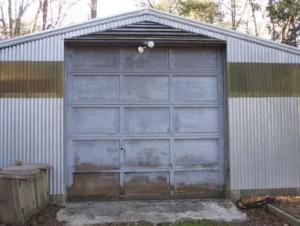 Aging Door Panels