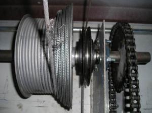 broken cables