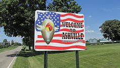 Ashville Ohio