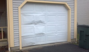 Garage Door Panel Replacement