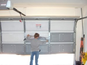 Garage Door Panel Repair And Replacement In Whitehall Ohio & Whitehall Garage Door Repair Company - Top Rated In Ohio pezcame.com