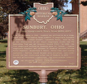 Sunbury Ohio